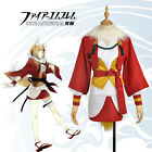 Fire Emblem Costume Fates Selkie Skirt Copslay With Collars Custom + Ears + Tail