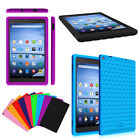 "Amazon Kindle Fire HD 10 2015 10.1"" Back Case Shockproof Silicone Soft Cover"