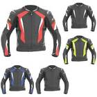 RST R-16 Leather Jacket Sports Motorcycle Jacket 1068