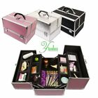 BEAUTY CASE VALIGETTA PORTA TRUCCO BELLEZZA COFANETTO VALIGIA  MAKE UP NAIL ART
