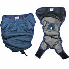 WASHABLE Female Dog Diaper PADDED Lining for Small Medium Large Pet XXS - XXXL
