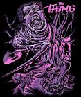 THE THING SHIRT horror movie carpenter outpost 31 80s cult who goes there sci fi