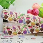 Party Food & Candy Grossgrain Ribbon 22mm - 1M,2M,3M,4M or 5M - U Choose