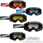 Castle X Stage OTG Snowmobile Goggles
