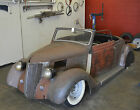 Ford: FAT FENDER MODEL 68 CLUB CABRIOLET