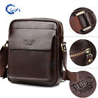 Kyпить Men's Genuine Vintage Brown Leather Messenger Shoulder Laptop Bag Briefcase POLO на еВаy.соm