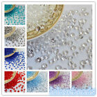 2000x 4.5mm Acrylic Diamond Table Confetti Wedding Party Crystals Decoration