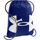 Under Armour Ozsee Sackpack Mens Bag Gym - Royal Graphite White One Size