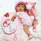 Realistic Handmade Baby Doll Girl Newborn Lifelike Vinyl Weighted Gift Reborn