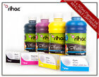 Refillable Cartridge Set + Rihac Pigment Inks for MB2060 Canon Maxify 1600 carts