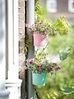 Drainpipe Balcony Planter Cover Up Hanging Suki Downpipe Plant Pot - Pack of 2