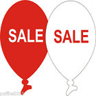 "Sale Balloons (""New"" print balloons available) - 10 balloons"