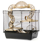 Pet+Hamster+Cage+with+Accessories+Gerbil+Small+Animals