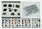 Steel Fairing Bolts Kit Fastener Clips Screw For Yamaha 2014-15 MT-07 MT-09 M125
