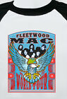Внешний вид - FLEETWOOD MAC new T SHIRT  70s rock  ALL SIZES s m lg xl raglan bw