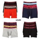 3 Pack TOMMY HILFIGER Mens Cotton STRETCH BOXER BRIEFS S M L XL NEW Underwear