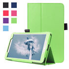 Luxury Magnetic Leather Folio Smart Stand Case Cover For LG G PAD 7.0 8.3 10.1 8