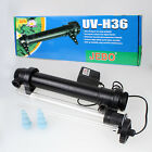 JEBO Fresh / Marine Aquarium Tank External UV Sterilizer Light 36W