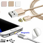 2.4A Micro USB Charging Cable Magnetic Adapter Charger for S
