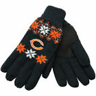 Officially Licensed NFL Knit Lodge Glove Choose Your Team on eBay