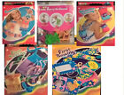 SELECTION OF 6 DIFFERENT KIDS CRAFT KITS
