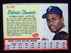 1962 Post Cereal Baseball #173b (Red Line)  Roberto Clemente