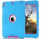 Heavy Duty Shockproof Hybrid Rugged Hard Case Cover for Apple iPad Mini 1/2/3