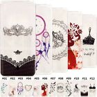 For Sony Xperia X XA Various Painting Clear TPU Soft Skin Protector Case Cover