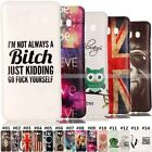 Painted Back Soft Cover Fashion Gel Case Skin For Samsung Galaxy J510/J5(2016)