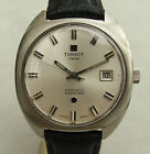 TISSOT Seastar Automatic 2481 Movt. Shared with Omega! 1970s Free P P in U.K!