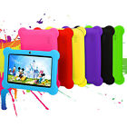 7'' Kid's Tablet PC Quad Core 8GB HD Android 4.4 KitKat Dual Camera WiFi Bundles