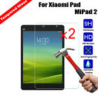 2Pcs Premium Real Tempered Glass Film Screen Protector For Xiaomi Mi Pad 4 8.0