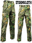 Mens Stormkloth Waterproof Camouflage Combat Trousers Shooting, Hunting, Fishing