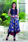 Designer Embroidery Kurti for Partywear with Goergette fabric S049