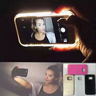 Luminous Bright LED Case Fr Samsung Galaxy Note 5 S7 Light Up Selfie Cover Cases