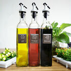 olive oil dispensers