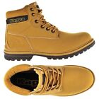 SCARPONCINO KAPPA COLORADO 302F5M0 BOOT UOMO DONNA GIALLO YELLOW DAL 36 AL 46