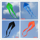 Free Shipping NEW 7m Power Triangle Kites With Handle and Line Good Flying