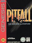 Pitfall: The Mayan Adventure (Sega Genesis, 1994) - cartridge only, tested