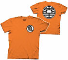 Dragon Ball Z T-shirt DBZ Kame Goku Halloween Costume cosplay Shirts S-2XL