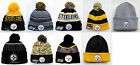Pittsburgh Steelers Cuffed Beanie Winter Cap Hat NFL Authentic