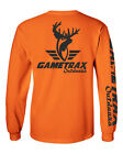 archery clothes - Gametrax Outdoors Bowhunting long sleeve t shirt bowhunter apparel buck archery