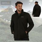 Regatta Men's Hackber Waterproof Insulated Jacket - Black