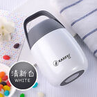 Stainless Steel Insulated Lunch Box Food Jar Container Thermos Soup Mug with Bag