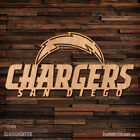 San Diego Chargers wood hanging wall art $39.95 USD on eBay