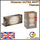 Kleenex Ultra Soft Regular Tissues White (80 Tissues Per Box) UK STOCK FREE P&P