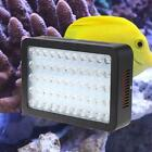 165W 55LED Aquarium Light Dimmable Full Spectrum for Reef Fish Coral Tank A O1R8