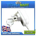 Mains 3 Pin Wall Power Charger for Apple iPhone 3GS 4 4S iPod Shuffle Mini UK