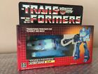 Vintage 1986 Hasbro G1 Transformers BLURR 100% Factory Sealed Beautiful Look