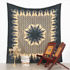 Indian Decor Mandala Tapestry Wall Hanging MINAR Throw Bohemian Twin Bedspread